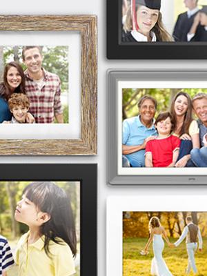Aluratek Digital Photo Frames