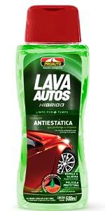 lava autos hibrido shampoo para carros proauto