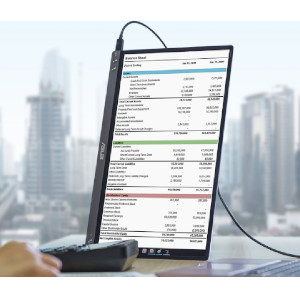 Asus Zenscreen Go Mb16ap 39 6 Cm Tragbarer Usb Monitor Computer Zubehör