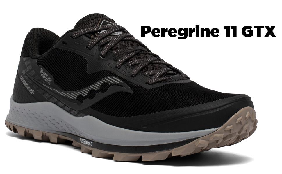 Peregrine 11 GTX hero angle