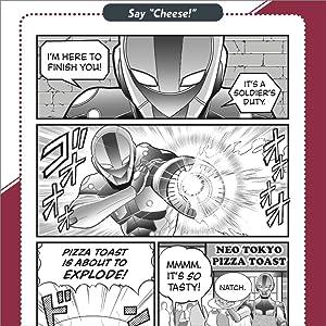 Amazon.com: The Manga Cookbook Vol. 3: Japanese Fusion Food ...