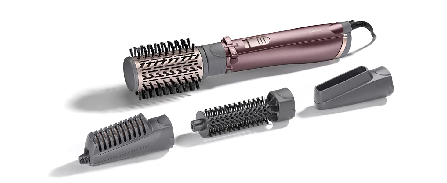 AS960E, BaByliss, hot airbrush