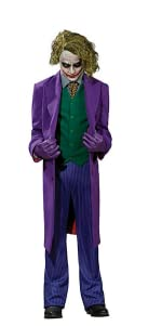 Men's Grand Heritage Super Deluxe The Joker Costume