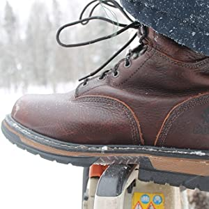 Iron Clad Six Inch Work Boot