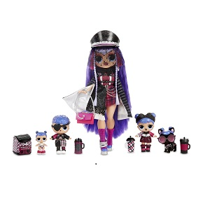 LOL Surprise 2019 LIMITED EDITION Winter Disco Shadow Doll S-030 Loose