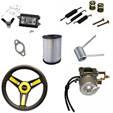 EZ Go; Golf Cart; Golf Car; Textron; OEM parts; Tires; Seats; Tops; Camping; Hunting; Windshield;