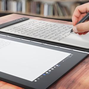 Lenovo Yoga Book 25,5 cm Convertible Tablet-PC: Amazon.de