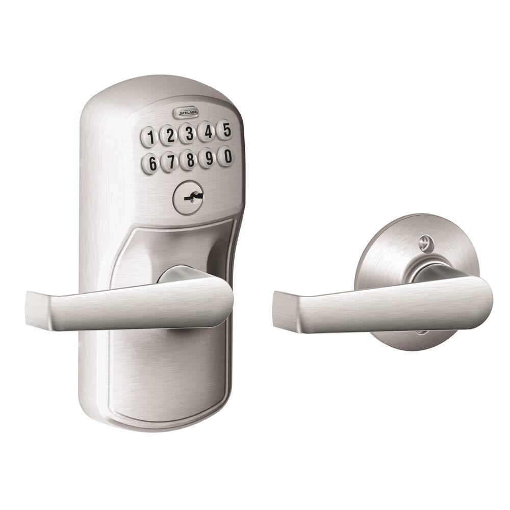 Schlage door hardware offers an easy way to enhance the style of a home keep it safe and even make it smarter. Trusted in over 40 million homes ...