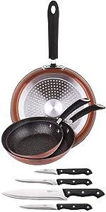 Compra San Ignacio PK1464 Set 4 Cuchillos de Cocina ...