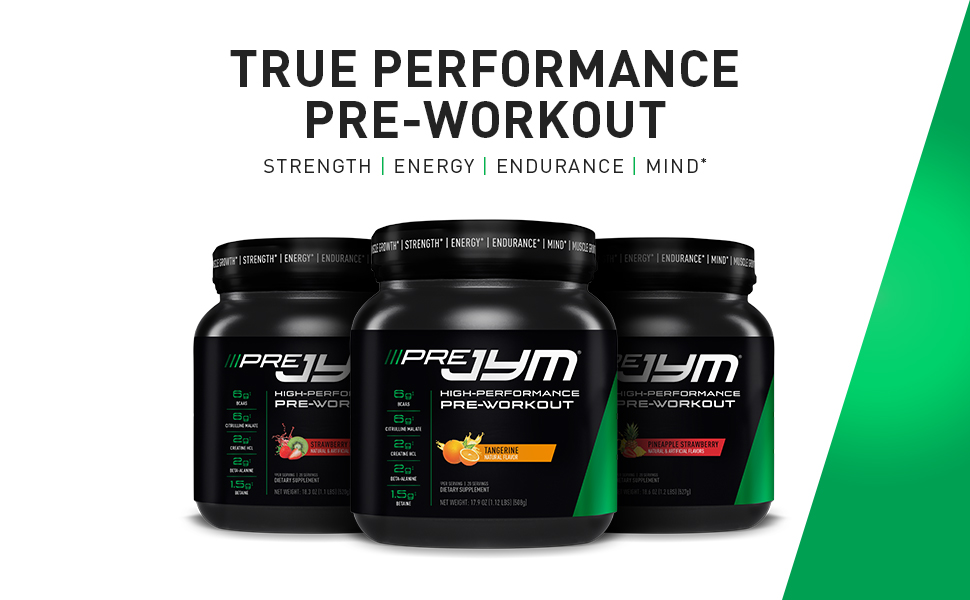 Performance Pre Workout