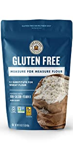 Gluten Free Measure for Measure Flour