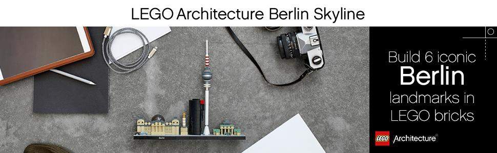 lego, architecture, berlin skyline,