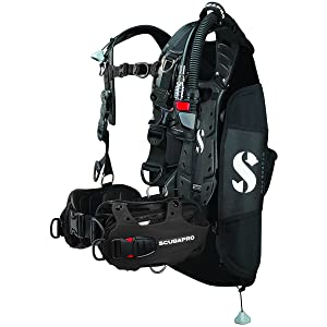 SCUBAPRO Hydros Pro BCD with Air2