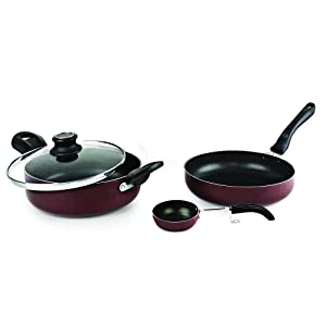 nonstick cookware, induction cookware