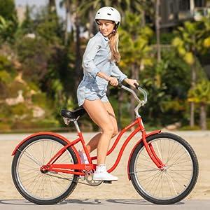 Schwinn, Bike, Bicycle, cruiser bikes, Family Bikes, beach cruiser, bikes for adults, Huron