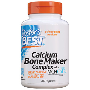Calcium Bone Maker Comples with MCH bone health supplement
