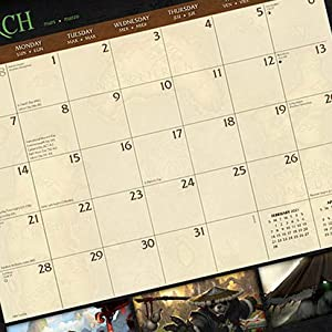 World Of Warcraft 2021 12 X 12 Inch Monthly Square Wall Calendar Video Game Blizzard Entertainment Wow Browntrout Publishers Inc Browntrout Publishers Editing Team Browntrout Publishers Design Team Browntrout Publishers Design Team