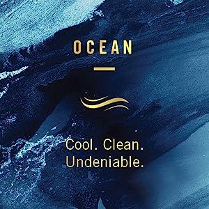 Ocean. Cool. Clean. Undeniable