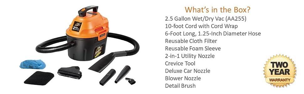 shop vac, vacuum, wet dry, wet dry vac, shopvac, auto vac, car vacuum, car detail, armor all vac