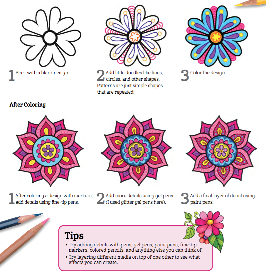 Amazon Good Vibes Coloring Book Is Fun Design