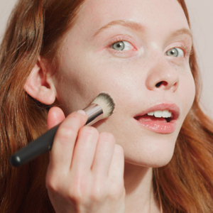 How to apply Total Cover Cream Foundation