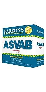 Asvab study guide flash cards