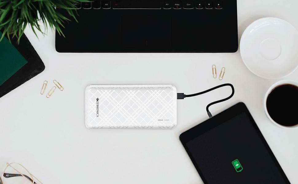 Power bank,Type C & Micro USB Input