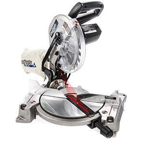 miter saw, shopmaster, shop master power tools, chop saw, miter saw
