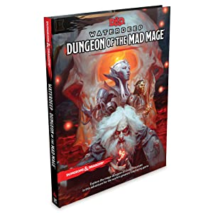 Dungeon of the Mad Mage Cover