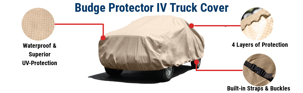 Protector IV Truck Cover