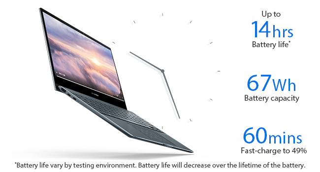 Extreme battery life