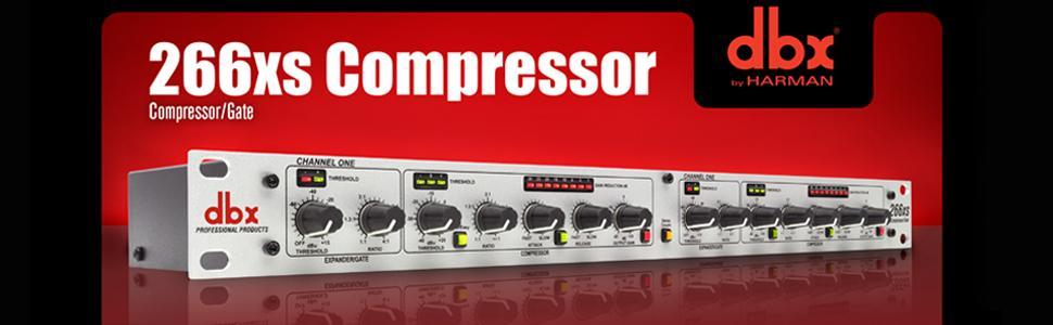 dbx 266xs compressor gate musical instruments. Black Bedroom Furniture Sets. Home Design Ideas