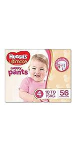 Huggies Ultimate Nappy Pants