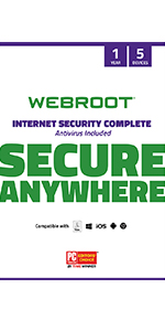 antivirus internet security complete protection