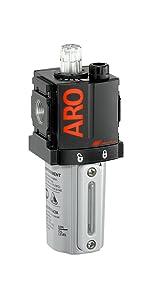 ARO Ingersoll Rand ARO-FLO FRL Inline Lubricator