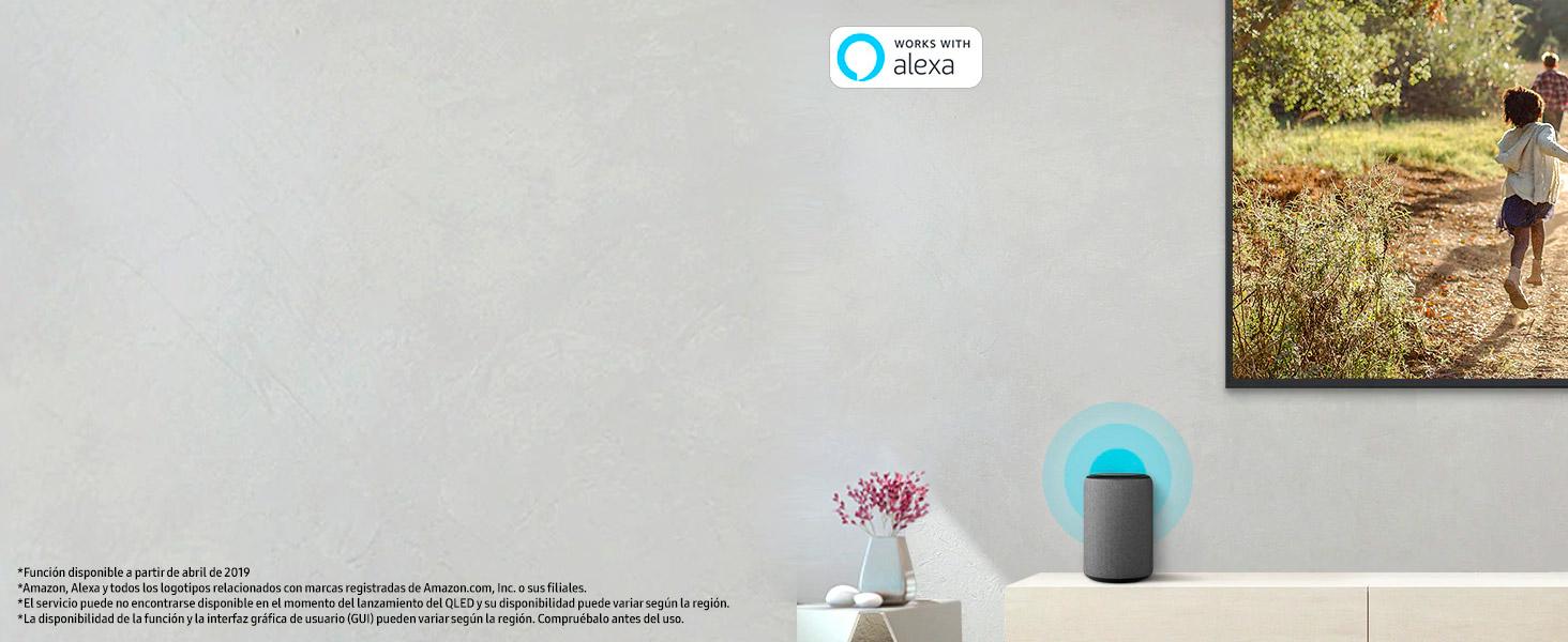 Amazon Alexa TV Samsung