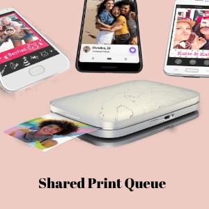 Shared Print Queue