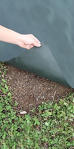防草シート 雑草シート 園芸シート 雑草対策 雑草駆除 不織布 厚地 園芸用シート