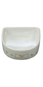 ペティオ (Petio) 犬用陶器食器 メモリ付ボーン M