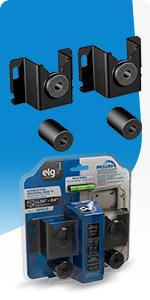 suporte fixo universal, elg, tv, monitor, led, lcd, plasma, 3d, tv plana, tv curva, genius