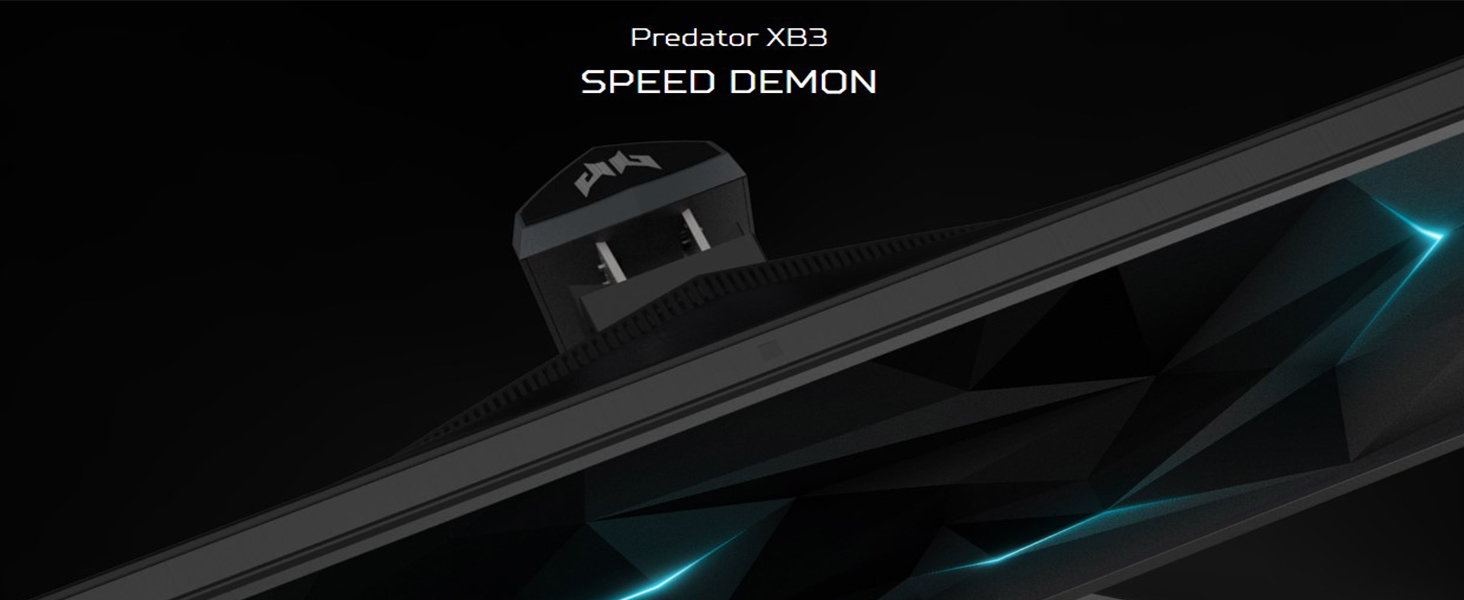 Predator XB273K NVIDIA G-SYNC 144Hz 1ms Gaming 4K 3840 x 2160 Amazon Choice