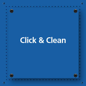 Click Clean, technology, high pressure washer, cleaning, outdoor
