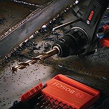 Bosch M42 Cobalt Drill Bits