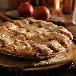 make apple pie