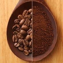 J8006HDS Grinds Coffee