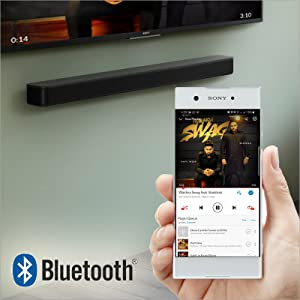 Bluetooth wireless streaming