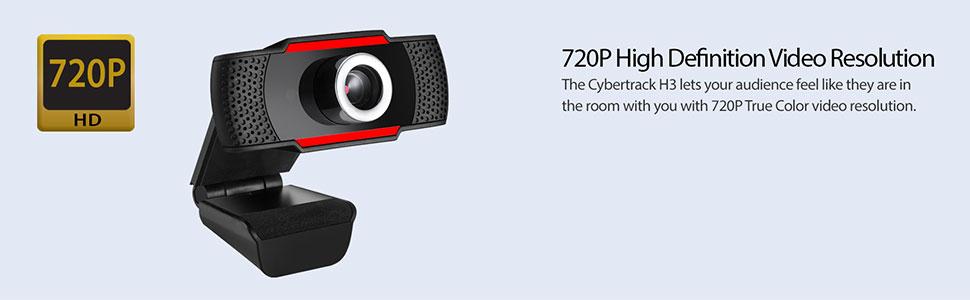 720p High Definition Video Resolution