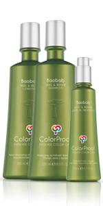 ColorProof, Baobab, Heal, Repair