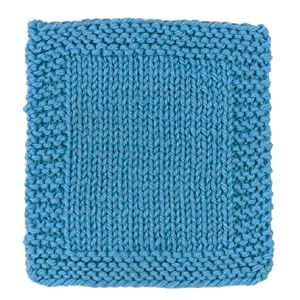stockinette stitch, reverse stockinette stitch, seed stitch, and rib.