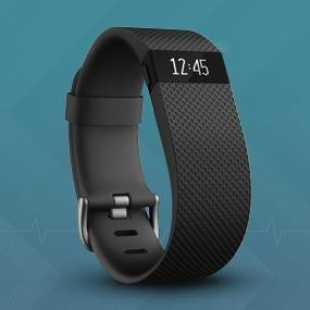 Fitbit; activity tracker; charge hr; charge; fitness; sports; outdoors; pedometer; heart rate; monit